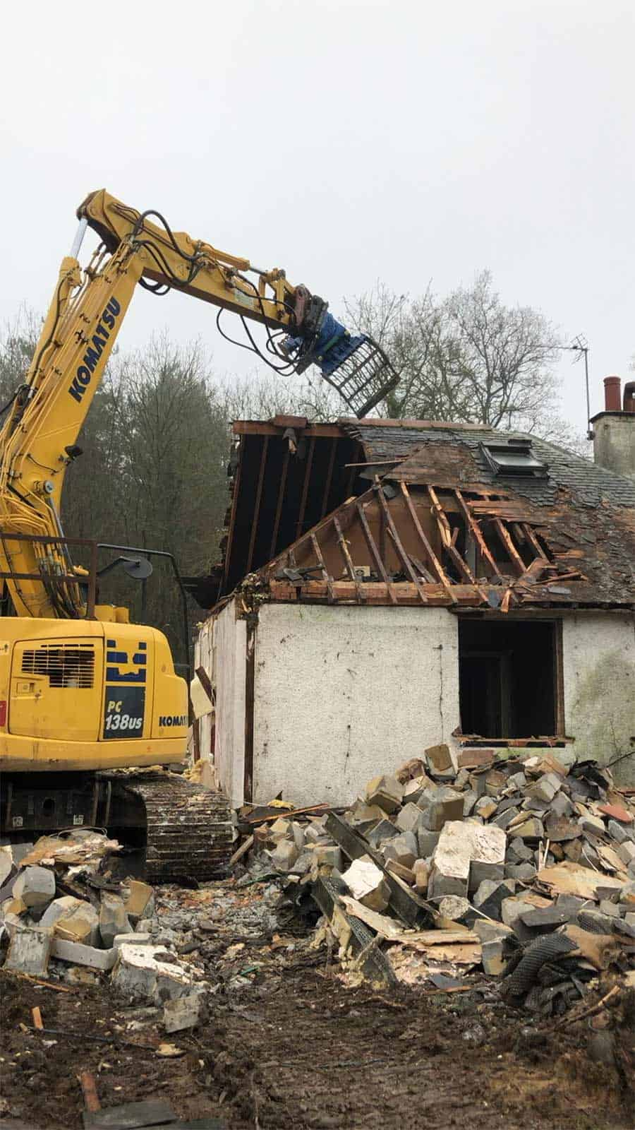 KC Demolition Ltd – Watford, London and the Home Counties