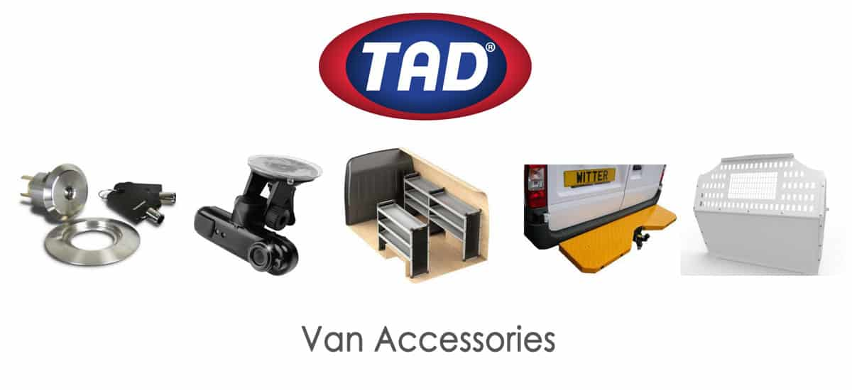 TAD Comms – UK Commercial Vehicle Accessories